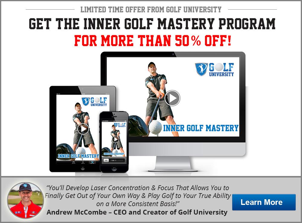 Inner Golf Mastery Program