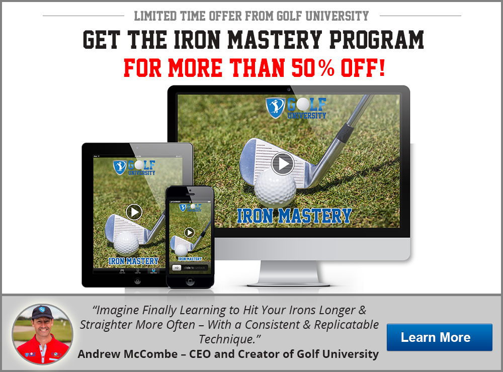 Golf_University_Iron_Mastery_Program