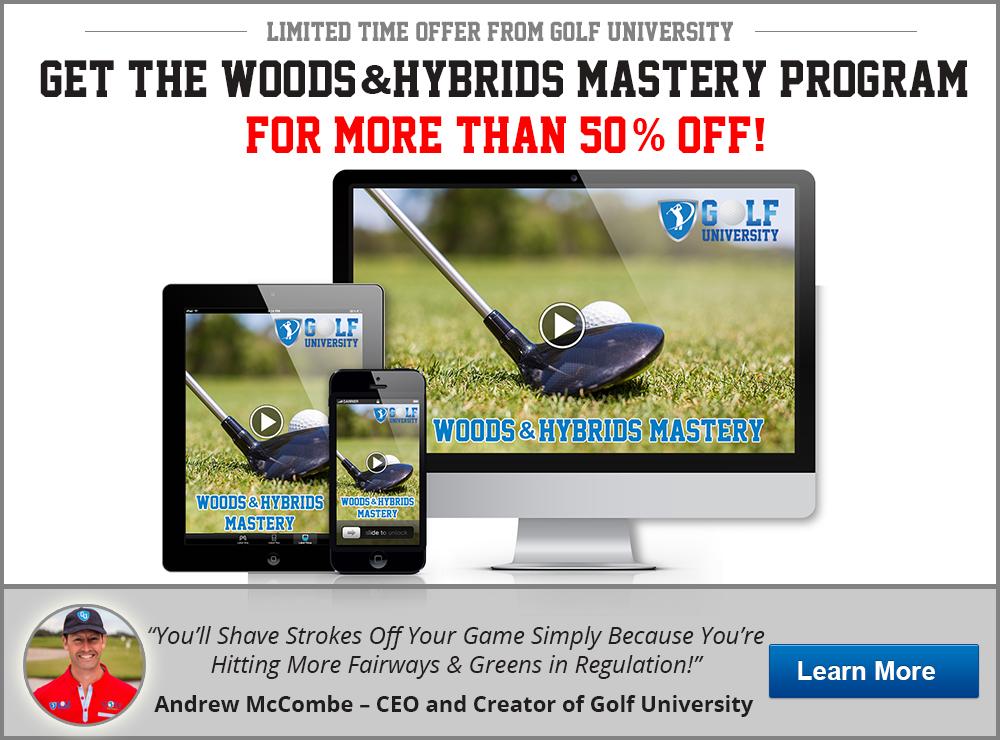 Woods Hybrids Mastery Program