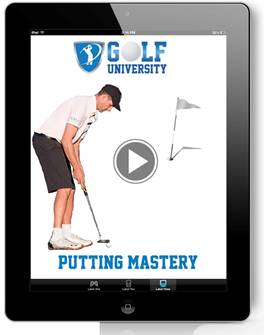 putting mastery