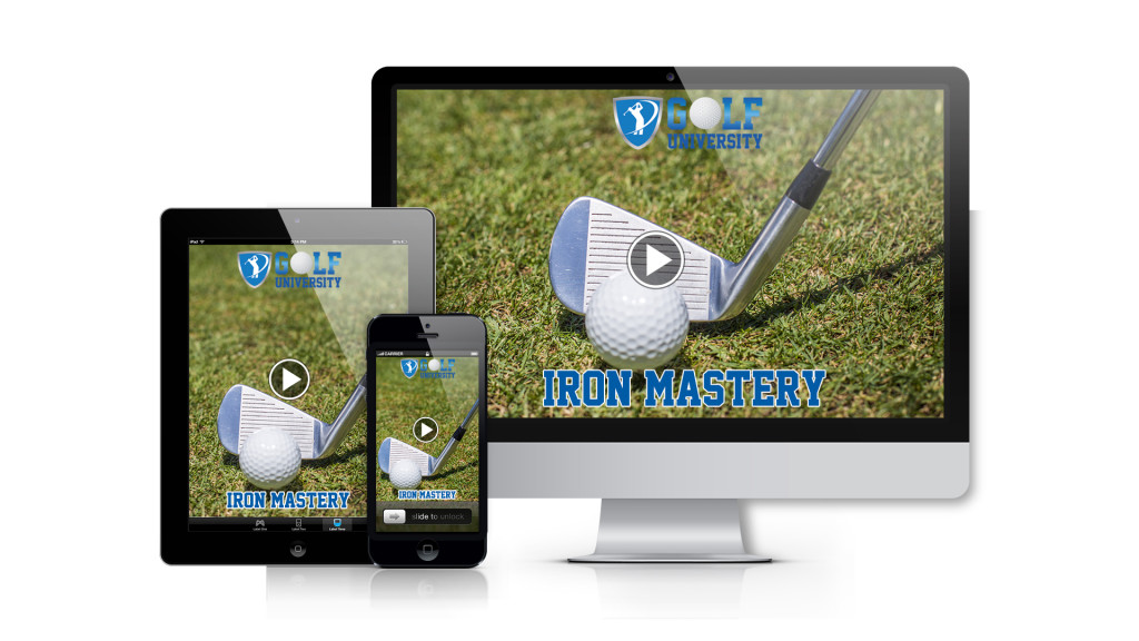 Golf_University_Iron_Mastery_Iron_Mastery_All