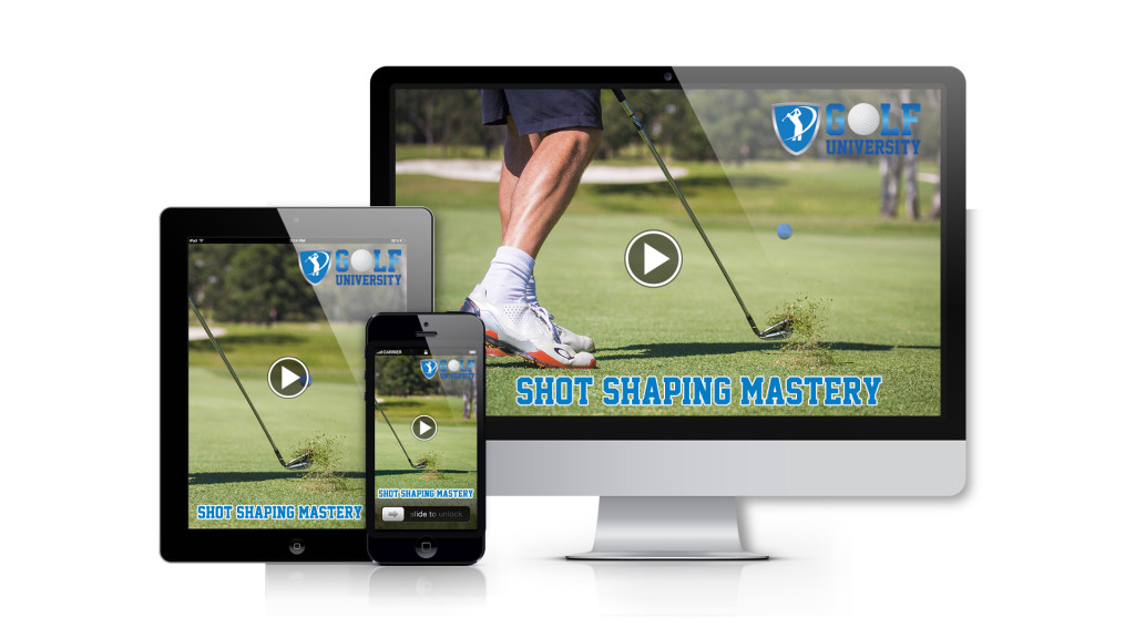 Golf_University_Shot_Shaping_Mastery_All