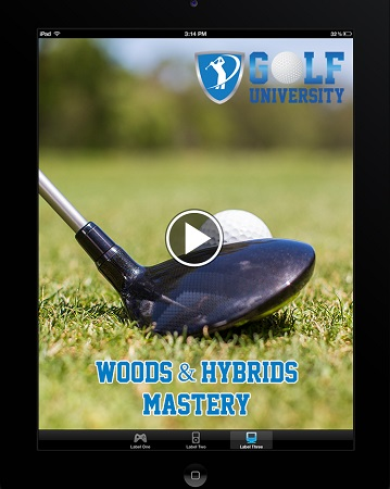 Golf_University_Woods_and_Hybrids_Mastery_iPad_Edited