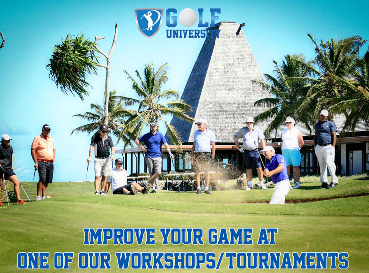 Golf University Workshops Tournaments